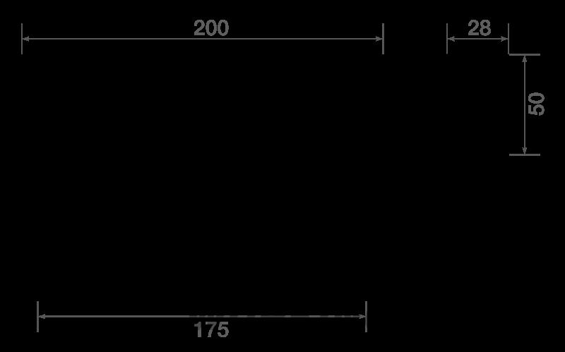 L2600MR dimensions