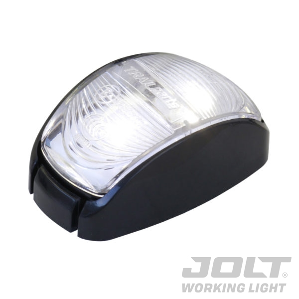 Jolt 4LED White Marker Lights