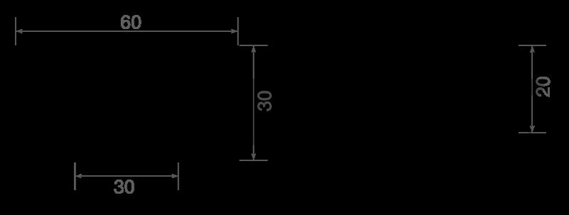 L4634A dimensions