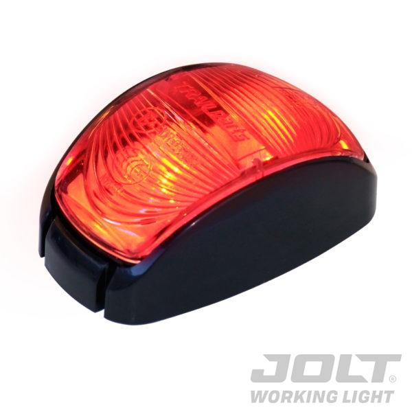 Jolt 4LED Red Marker Lights