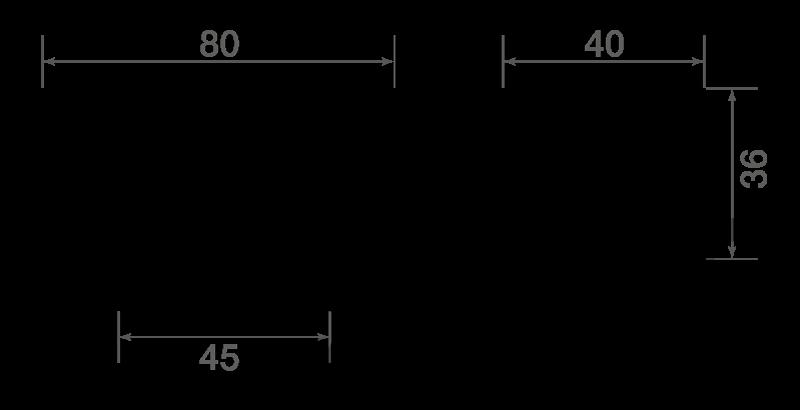 L4651A dimensions