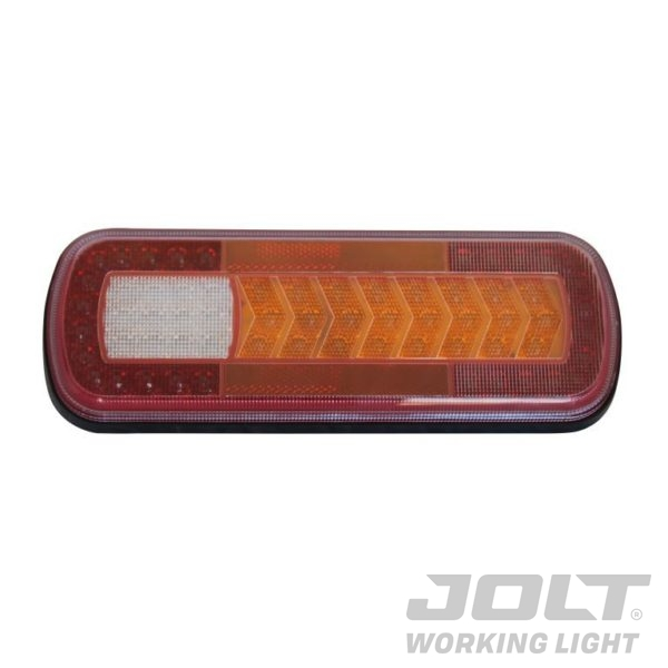 Jolt LED Tail Light with Reverse