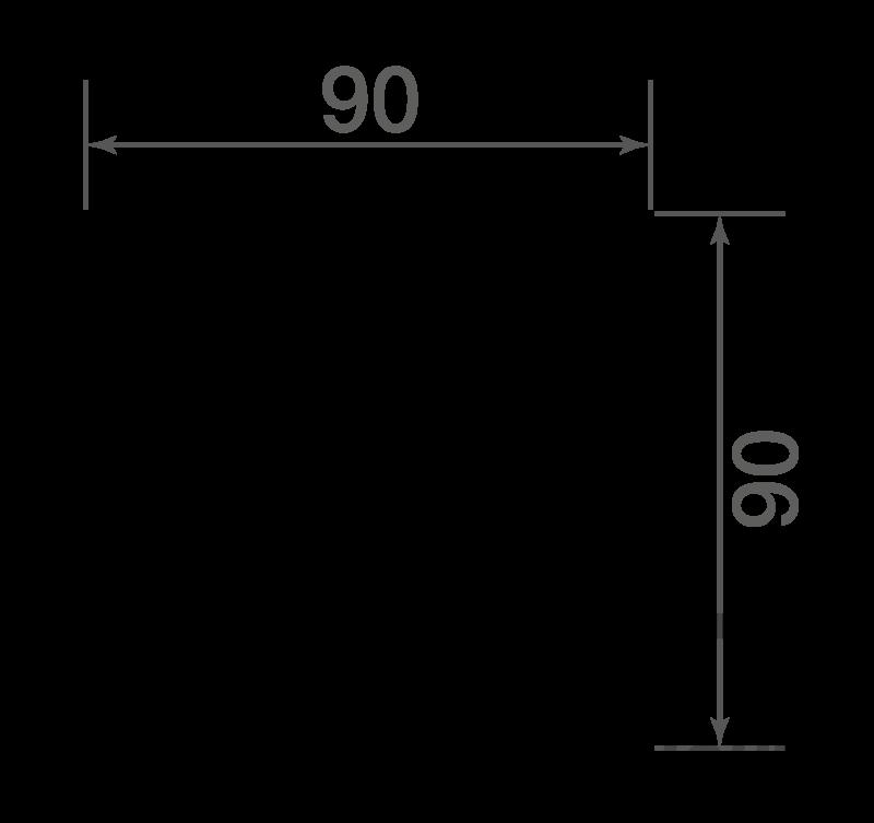 TXL9515 dimensions