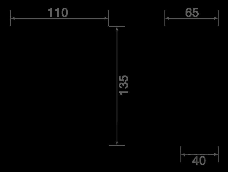 TXL9526 dimensions
