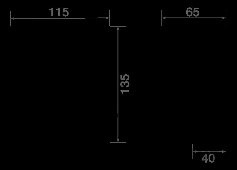 TXL9527 dimensions