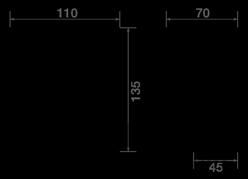 TXL9529 dimensions
