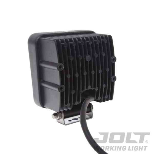 Jolt 48W Square 16 LED Work Light