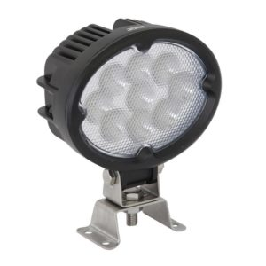 Jolt 27W Oval 9xCree LED Work Light wide flood