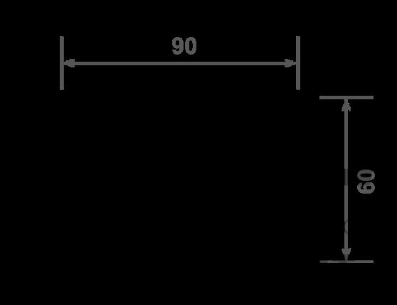 TXL9558 dimensions