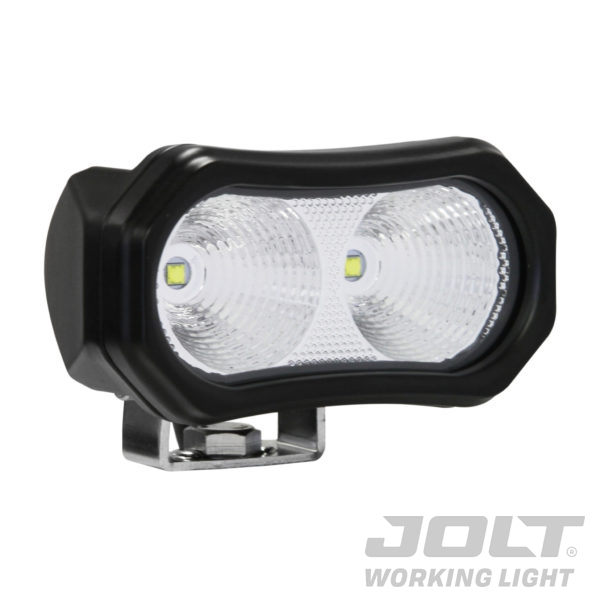 Jolt 10W Cast 2xCree LED Worklamp blue spot