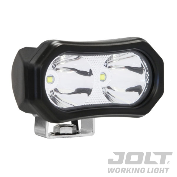 Jolt 10W Cast 2xCree LED Worklamp
