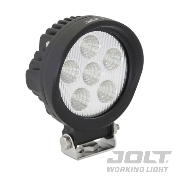 Jolt 18W Round 6LED Work Light