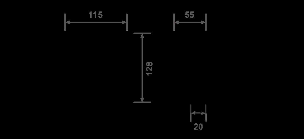 TXL9573 dimensions