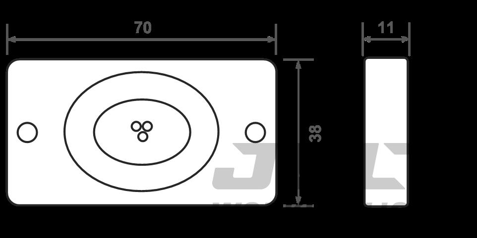 TXL9576 dimensions