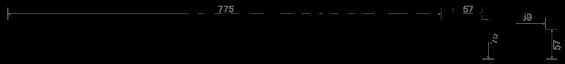TXL9702C dimensions