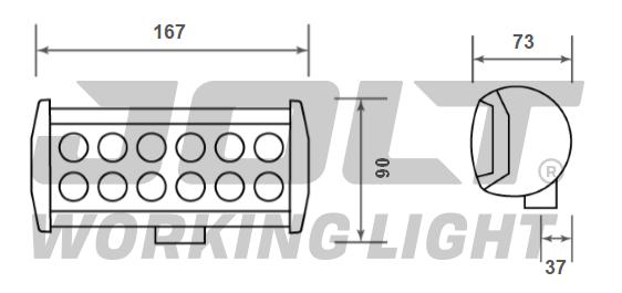 TXL9711 dimensions