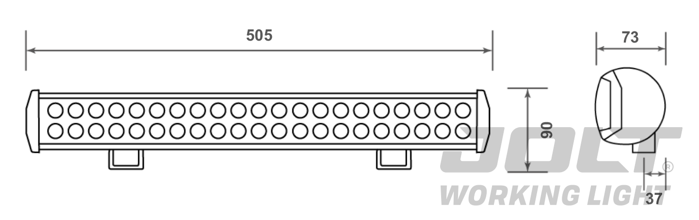 TXL9716L dimensions
