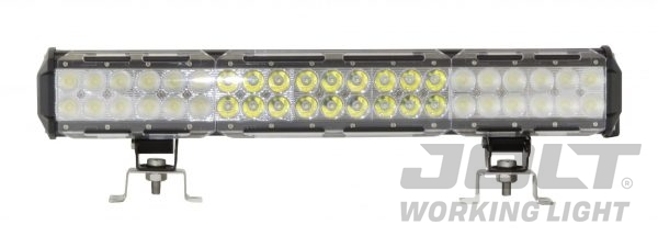 Jolt 126W 42xLED Light Bar flood beam
