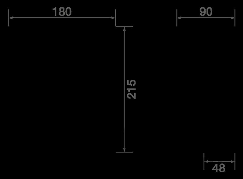 TXL9800L dimensions