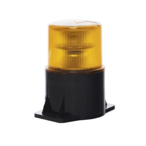 Small Jolt LED Amber Beacon - bolt on