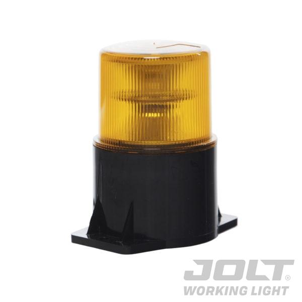 Small Jolt LED Amber Beacon - bolt on