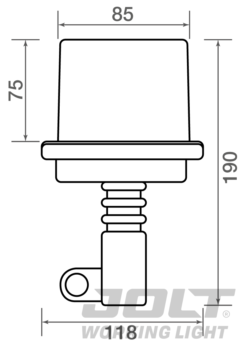 TXLB010AP dimensions