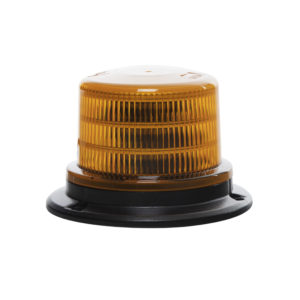 Medium Jolt LED Amber Beacon bolt on