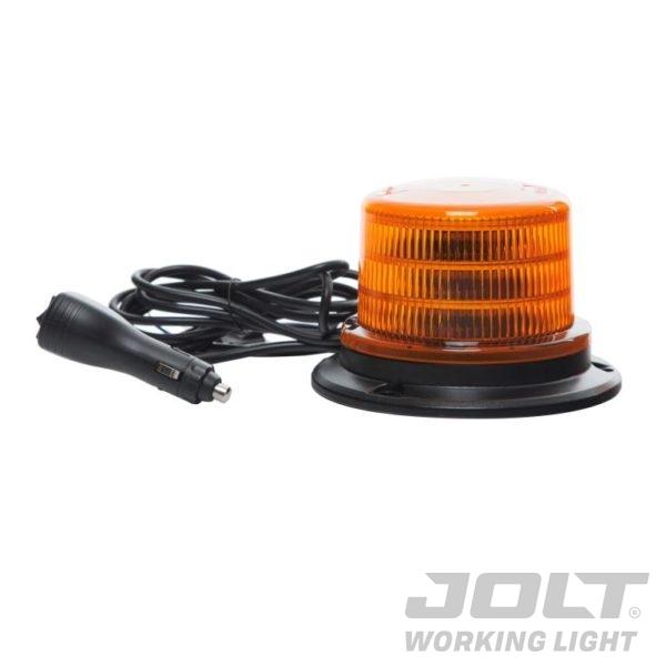 Medium Jolt LED Amber Beacon magnetic base