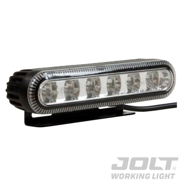 Jolt 6 LED Warning Strobe Unit - recess mount