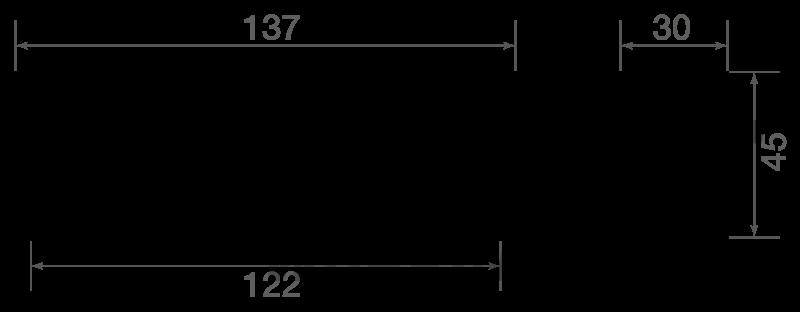 TXLB30AS dimensions