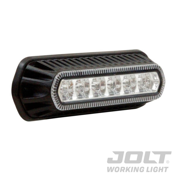 Jolt 6 LED Warning Strobe Unit - surface mount