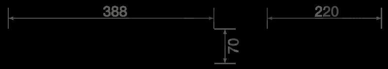 TXLS300A dimensions