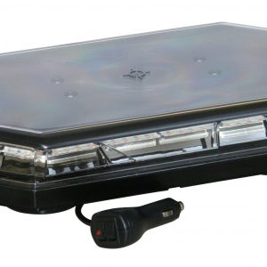 250mm Jolt LED Flashing Light Bar Magnetic base