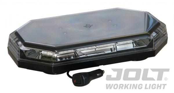 250mm Jolt LED Flashing Light Bar Magnetic base