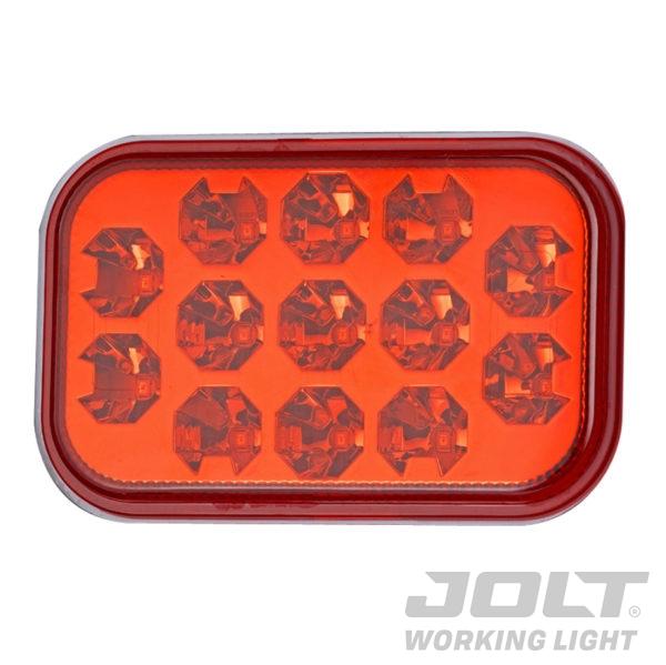 Jolt LED Stop Tail Light 105 Range